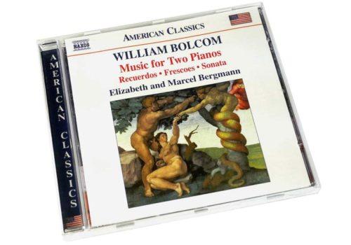 William Bolcom – Music for Two Pianos